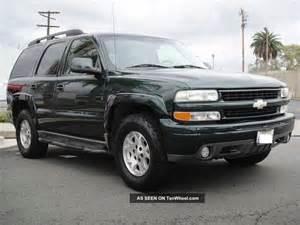 2003 tahoe 4x4 z71