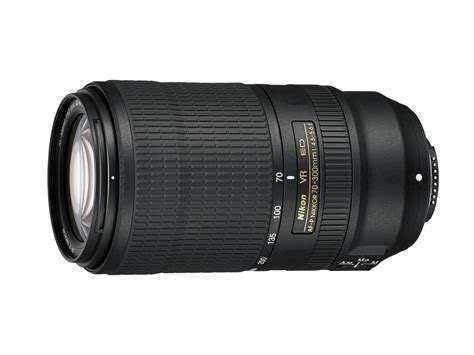 Nikon Af 70 300 Mm F 4 5 6 G nikon nikkor af p 70 300 mm f 4 5 5 6e ed vr optyczne pl