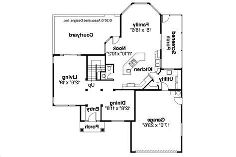 southwest home plans southwest house plans bellaire 11 050 associated designs