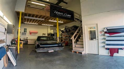Car Interior Shop by Uptown Custom Auto Upholstery Opening Hours 7 531