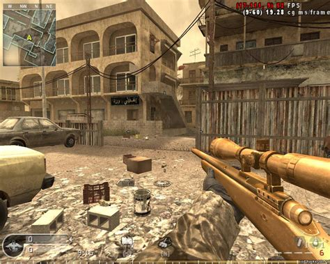 call of duty 4 gold shotgun call of duty 4 quot gold r700 quot файлы патч демо demo
