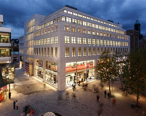 Stuttgart Forststraße by Abgeschlossene Projekte Willwersch Architekten Bda Riba