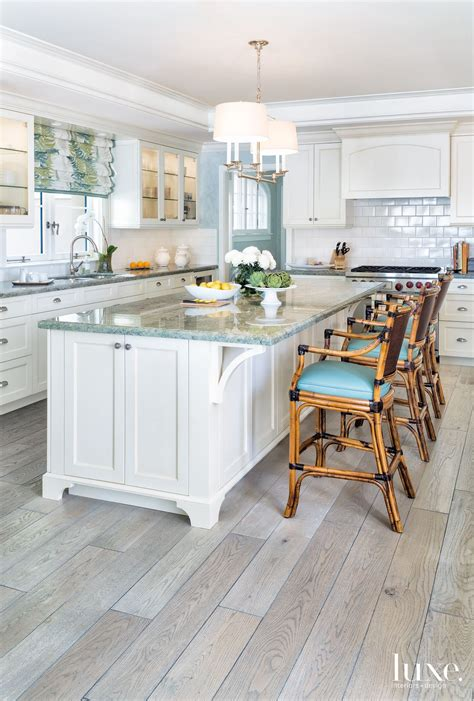 Coastal Kitchen Cabinets Coastal Kitchen Allison Paladino Interior Design Coastal Decorating Kitchens