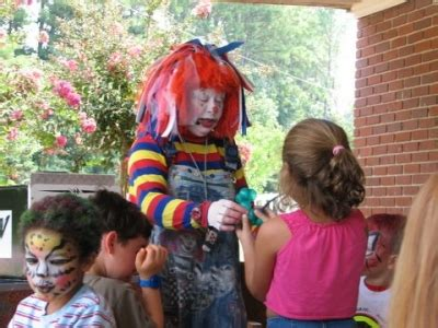 doodlebug the clown hire doodle tater clown in atlanta