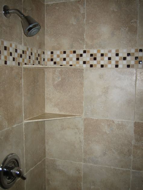 Tiling Bathroom Shower Tile A Bathtub Shower 171 Bathroom Design