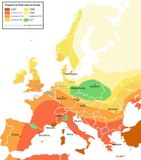 centrale europea cambi el cambio clim 225 tico en asia provoc 243 la peste negra en