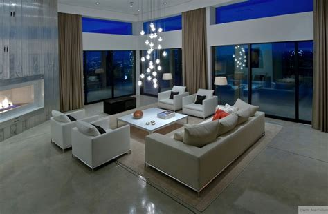 cool living room lighting beautiful living rooms photographed by william maccollum