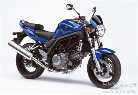 2003 Suzuki Sv 650 by Suzuki Sv 650 N 2003 2006 Katalog Motocykli