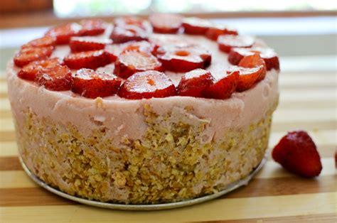 Kuchen De kuchen de yogurt y frutillas nutralicioso nutralicioso