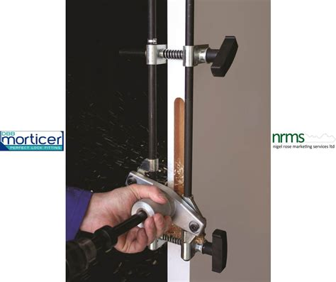 dbb morticer kit produces perfect recess  time