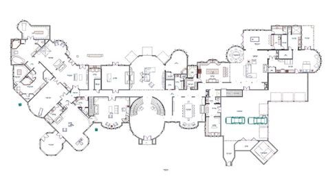 Mega House Plans by Mega Mansion Floor Plans Houses Flooring Picture Ideas