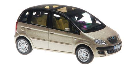 norev lancia musa minivan 2004 gold schwarz 1 43 g 252 nstig