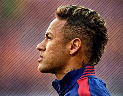 Neumor Black Top neymar haircut