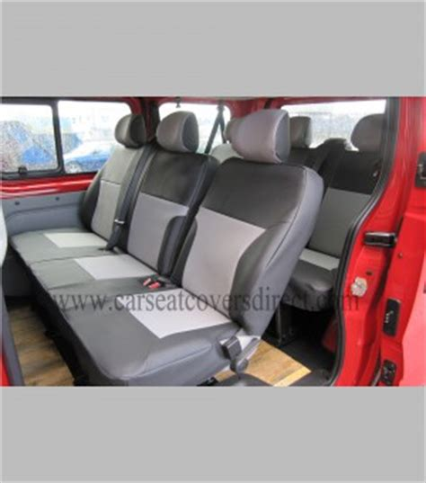 opel vivaro 9 seater seat covers car seat covers direct