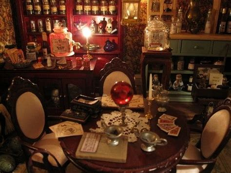 Fortune Teller Room by Fortune Tellers Room Decoration Idea