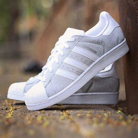 adidas superstar glitter quot metallic silver quot original made in indonesia size 36 2 3 37 1 3 38 2