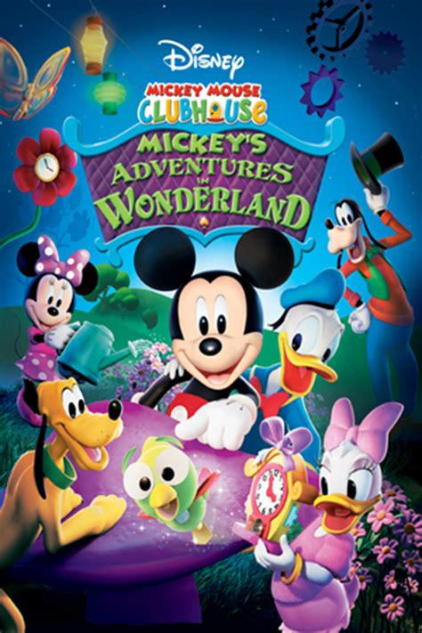 film disney mickey mickey mouse clubhouse mickey s adventures in wonderland