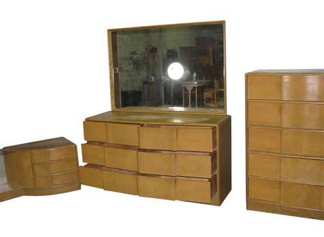 heywood wakefield bedroom furniture mid century maple bedroom set heywood wakefield olde