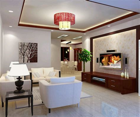 Modern Interior Decoration Living Rooms Ceiling Designs Living Room Ceiling Designs