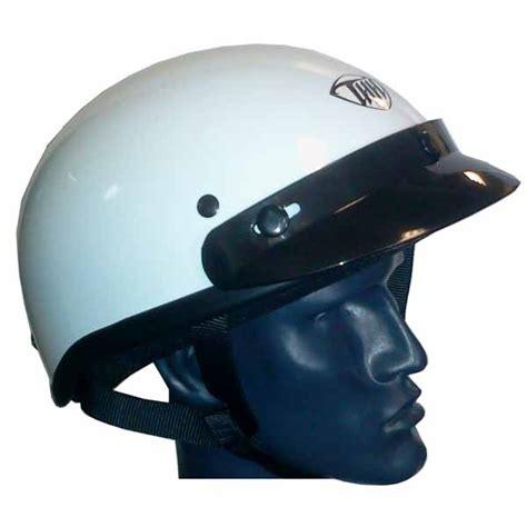 Helm Chips Polos thh t70 shorty helmet gloss white 2018 thh open