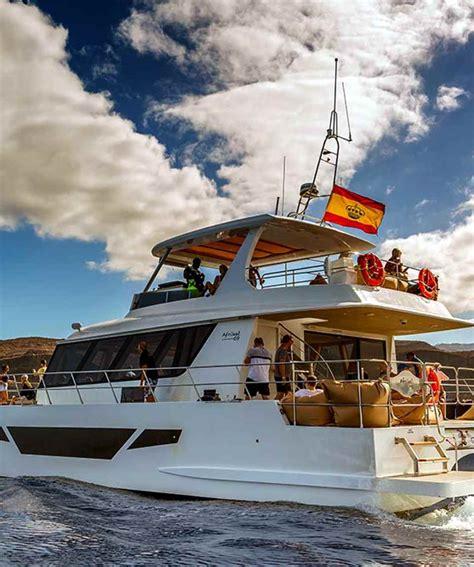 catamaran in ingles katamaran morgen tour gran canaria hier buchen