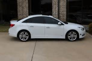2011 chevrolet cruze ltz rs sedan white for sale on