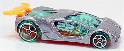 Blitzspeeder Chrome Silver Hw Hotwheels Wheels 1 impavido 1 77mm 2008 wheels newsletter