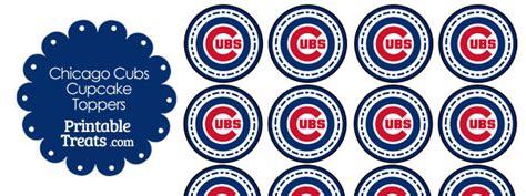Printable Cubs Logo