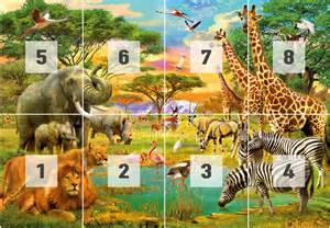 african animals wall mural buy at europosters safari animals wall mural african animals wallpaper