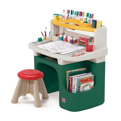 tikes 2 desk master activity desk desk step2