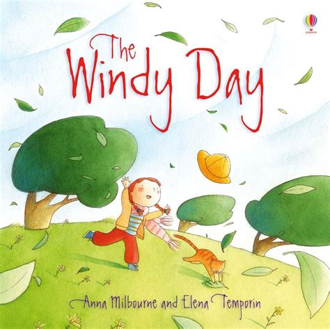picture day book the windy day at usborne children s books