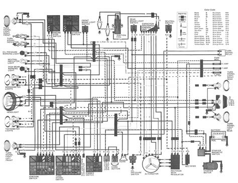 cb400 wiring diagram cb400 wiring diagram wikishare