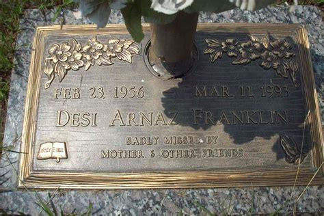 desi arnaz died desi arnaz franklin 1956 1993 find a grave memorial