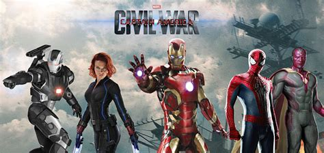 civil war banner team iron man paulrom