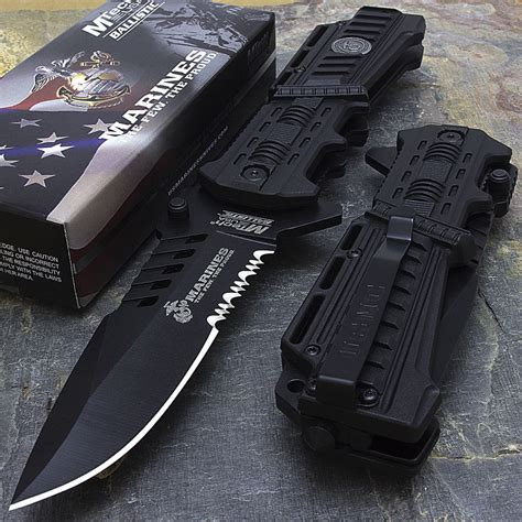 marine knives for sale 9 25 quot usmc marines libery i mtech usa assisted