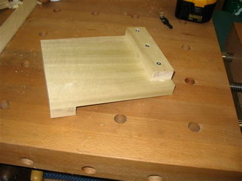 woodworking bench hook poplar bench hook by waynec lumberjocks