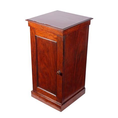 bedside cabinets antique bedside cabinet victorian mahogany bedside cabinet