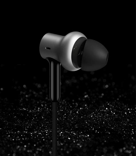 Xiaomi Mi In Ear Headset Headphones Pro Hd Hybrid Original xiaomi mi in ear headphones pro hd launched in india for rs 1999