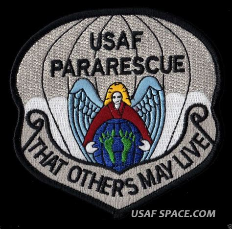 Usaf Search Usaf Pararescue That Others May Live Pj S Csar Combat Rescue Usaf Patch Ebay