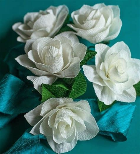 hacer flores de papel crepe 6 jpg noredirect car tuning de asignacion detodomanualidades como hacer flores de papel crepe