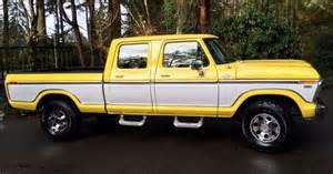 1979 ford f250 ranger xlt lariat crew cab highboy 4x4
