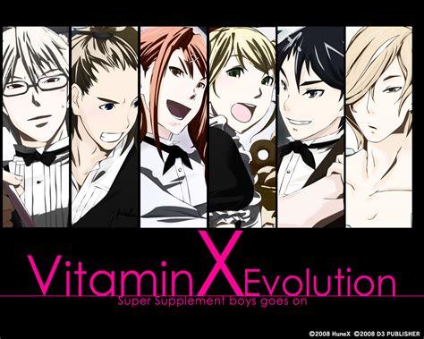 Vitamin X Vitamin X Wallpaper 401681 Zerochan Anime Image Board