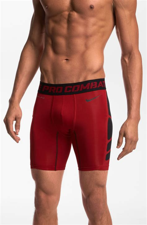 Boxer Nike Pro Grand Ori nike pro combat compression shorts in for lyst