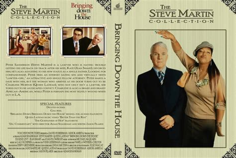Bringing The House by Bringing The House The Steve Martin Collection Dvd Custom Covers Bringing