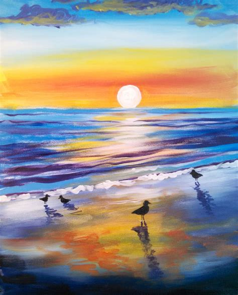 paint nite tucson 25 best ideas about bird paintings on