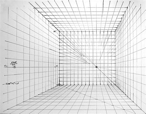 interior design grid drawing the grid as a cage or trap