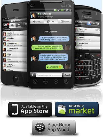 how to install ym in blackberry liveprofile for blackberry review and download gadget