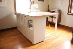 Corner Bookshelves For Kids - custom diy sewing cutting table noodlehead