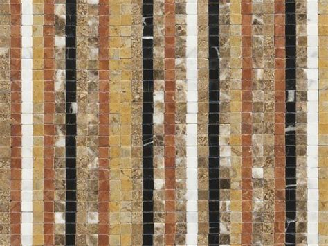 parement mural 2573 paves briques de verres mosa 239 ques et galets trieste