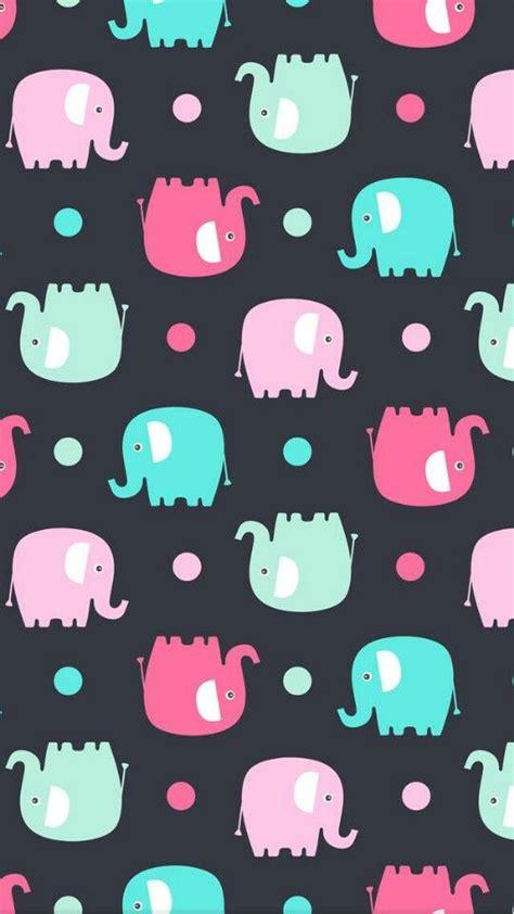 cute pattern screensavers best 10 elephant phone wallpaper ideas on pinterest